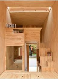 A Very Small House in China, designed by a student. It incorporates lots of