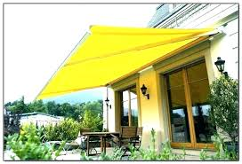 Deck Canopy Ideas Awnings For Decks Awning Made By Marzipan Freestanding