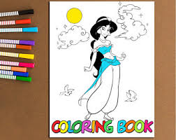 Last updated january 1st 2021. Disney Coloring Book Etsy