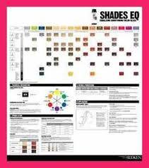 3 Redken Shade Charts Redken Shades Eq Chart