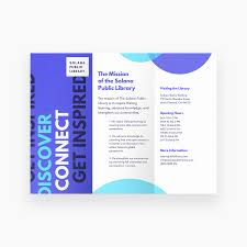 free pamphlet design online free online brochure maker design a custom brochure in canva