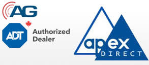adt authorized dealer adt home security systems from apex direct