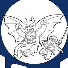 Small Picture Lego batman and joker coloring pages Hellokidscom