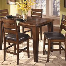 tall square dining table hafoti