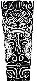 коллекция тату эскиз полинезии для кавера пользователя армен б в