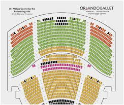 Dr Phillips Center Hamilton Seating Chart 70 Described Milwaukee Performing Arts Center Seating Chart