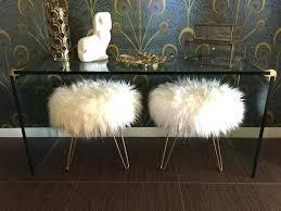 ikea sheepskin rug sheepskin rugs sheepskin fur stool the wardrobe stylist ikea sheepskin rug large