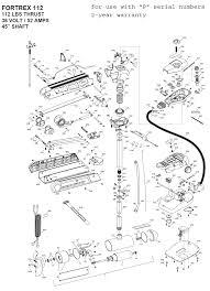 minn kota foot pedal wiring diagram wiring Minn Kota Parts Online minn kota fortrex 112 45 inch parts 2015 from fish307 com brilliant wiring diagram on foot
