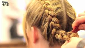Flechtfrisur Tutorial Zum Oktoberfest Talk About Hair Youtube