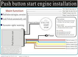 remote starter wiring diagrams wiring diagram supplemental installation information remote start experts