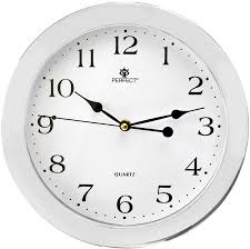 wall clock perfect silent sweep silver case imgp1330 imgp1330 1500