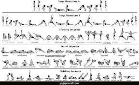 beginners yoga poses pdf