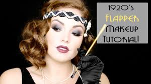 1920 s flapper makeup makeup through the decades