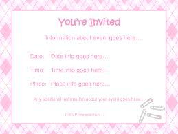 template baby shower invitation templates baby shower invitation templates for word