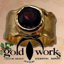 39 for 100 worth of beautiful custom jewelry from goldworks in virginia beach