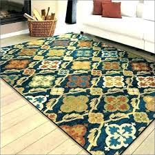 amazing indoor outdoor rugs or wayfair round