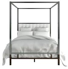 Wayfair Canopy Bed King Size Canopy Bed Frames Bedroom King Size ...