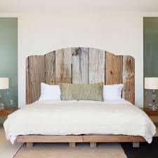popular rustic headboards for queen beds design