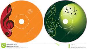 dvd label templates cd dvd label design template stock vector illustration of stock