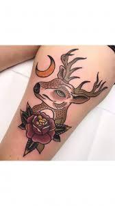 Old School Traditional Tattoo Tattoderm