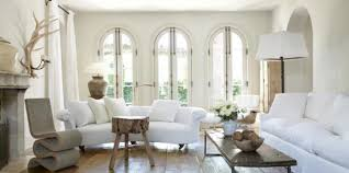 If you're lucky enough to move into a house with arched windows, be happy!  Not only do you get to enjoy this beautiful architectural detail, you also  get to ...