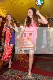 Hannah Baylis at MOROCCAN NIGHTS Debut Party