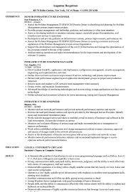 It Infrastructure Engineer Resume Sample Infrastructure Engineer Resume Samples Velvet Jobs 2