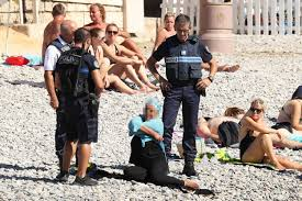 Burkini ban suspended: French court declares law forbidding ...