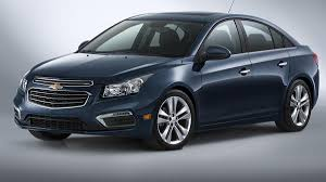 2015 Chevrolet Cruze gets a facelift | Autoweek