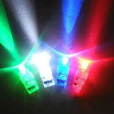 Ring Beams Led Lights Us 0 97 10 Off 4pcs Led Laser Finger Lights Up Beam Lamps Party Torch Wave Glow Ring New Arrival 1601 Color Random In Glow Party Supplies From Home