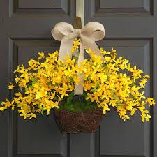 front door wreathfront door autumn wreath and front door wreath alternative  Make