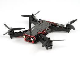 e turbine 250 led fpv corrida drone