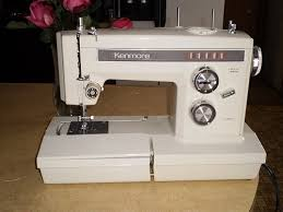 Kenmore Sewing Machine Model 158 Review