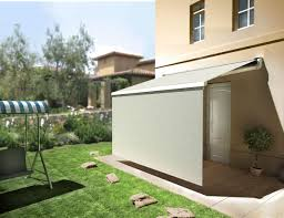 Sichtschutz Markise Terrasse