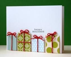 Christmas Card Craft  Decorating IdeasCard Making Ideas Christmas