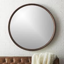 mirror 40. irvington brown wall mirror 40\ 40