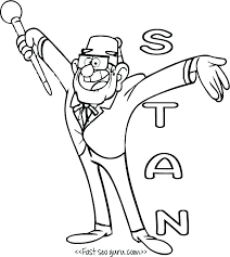 Gravity Falls Coloring Pages Bill Cipher Gravity Falls Coloring