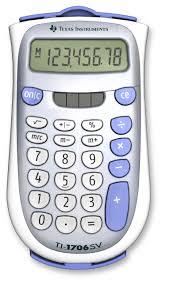 parcc basic four function calculators for grades schoolmart texas instruments ti 1706 sv basic calculator
