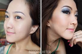 se makeup tutorial for asians contouring