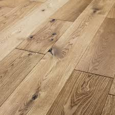 hardwood floor rustic cottage oak brushed lacquered engineered wood flooring or solid vs