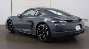 2018 porsche 718 cayman. perfect porsche 2018 porsche 718 cayman coupe  16839691 4 and porsche cayman