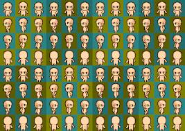 Pixel Character Template Show Posts Mrblu Pixel Characters Isometric Art Rpg