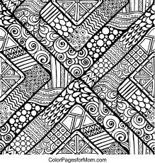Pattern Ideas Enchanting Coloring Pages Patterns Coloring Pages