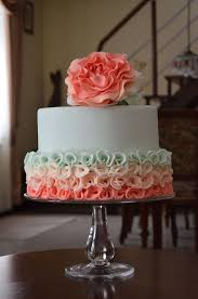 Peony Rose Birthday Cake Beautiful Cakes Cake Cupcake Cakes