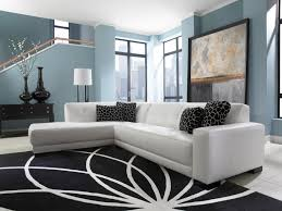 awesome modern living room design ideas come with white leather