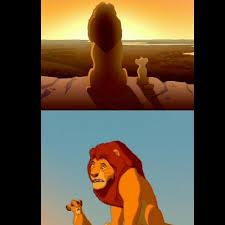 Lion King Shadowy Place | Meme Generator via Relatably.com