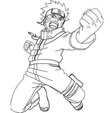 Small Picture new naruto coloring pages Line Images Pinterest Naruto