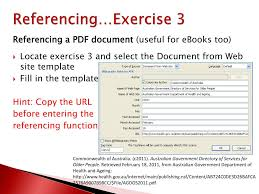 Ppt Referencing Powerpoint Presentation Id498247