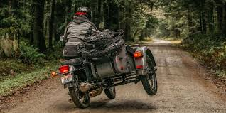 the ural sidecar a three wheeled russian motorcycle that goes