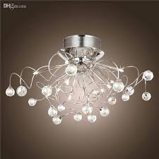 excellent 4 light chrome crystal chandelier photo inspirations